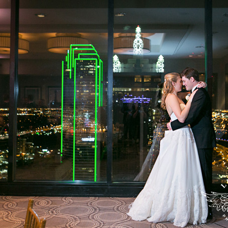 Laura Jean and Brandon's Classic Wedding at Tower Club Dallas