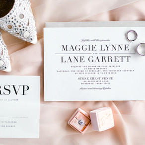 Maggie and Lane's Elegant Rustic Wedding