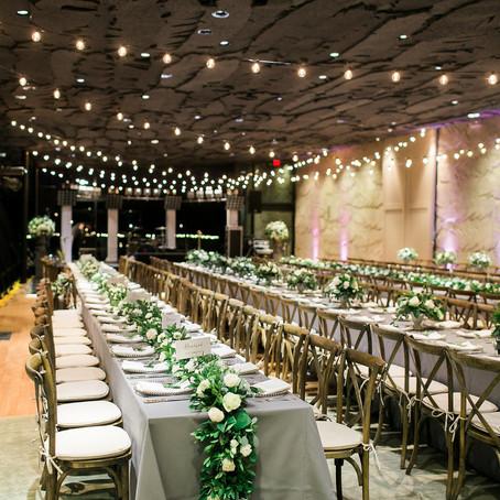Ashley and Danny Garden Themed Wedding at Trinity River Audubon Center