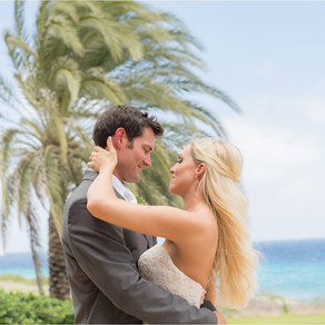 Kaleigh and Chadwick's Destination Wedding in Curacao
