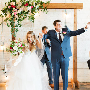 Ashley and Jordan Rustic Wedding at Brake and Clutch