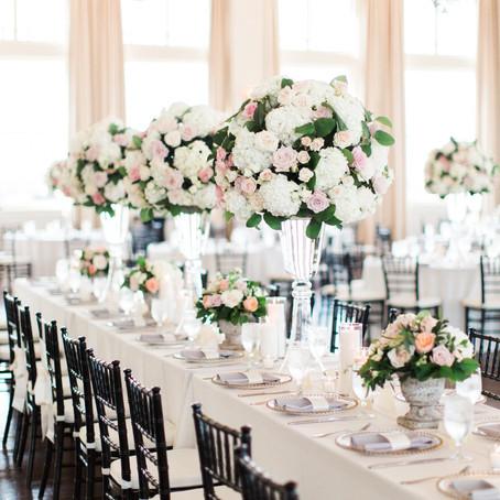 Ashley and Coleman's Ballroom Wedding at The Room on Main