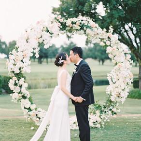 Bo & Yu  Four Seasons Resort Wedding