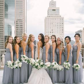 Cynthia + Thommy's Elegant Wedding at Tower Club