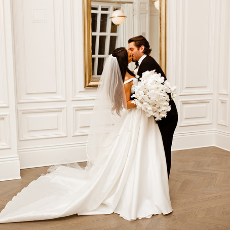 Diana and Matthew's Classic Wedding at The Adolphus Hotel
