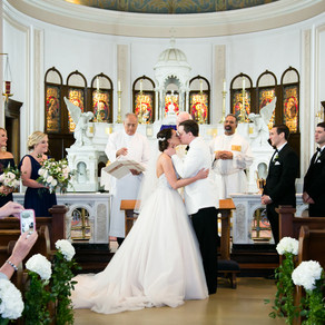 Meg and Ross's Rustic Chic Fort Worth Wedding at The Reata