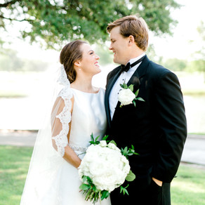 Alice and Austin | Classic Country Club Wedding at Bent Tree