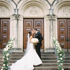 Katie and Greg Classic and Elegant Wedding at Arlington Hall