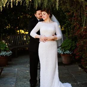 Allison and Matt's White Rock Lake Wedding at Winfrey Point