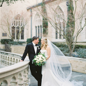 Meredith Shipp and Alex Carpenter Wedding at Park City Club Dallas
