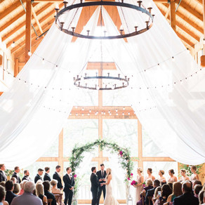 Lauren and Trevor's Rustic Wedding at The Venue at Waterstone Wedding