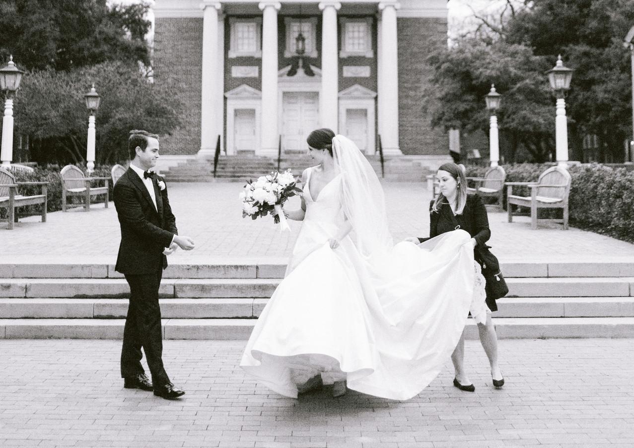 Dallas Perkins Wedding