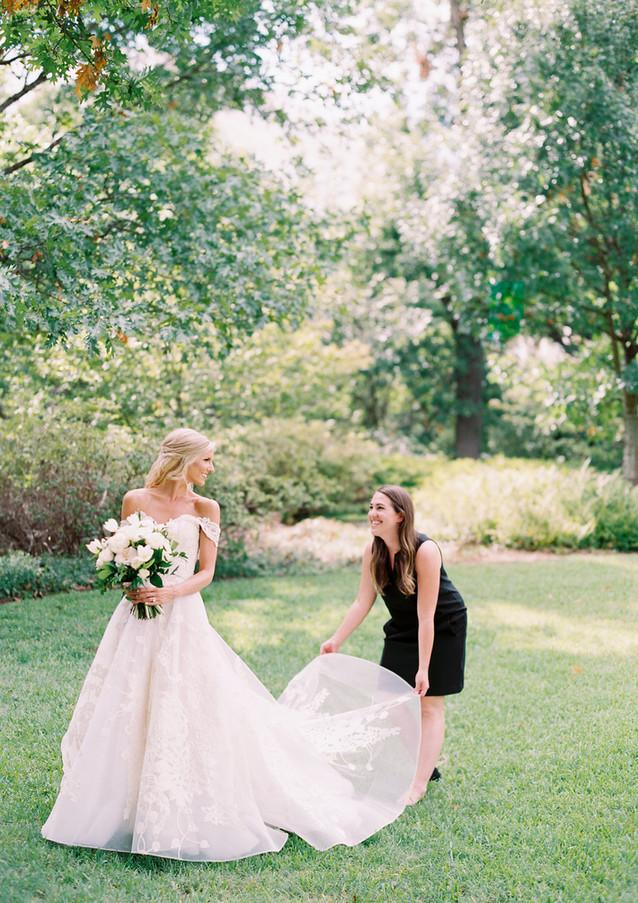 Arlington Hall Wedding
