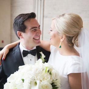 Sarah and Osman's Modern Wedding at The Carlisle Room