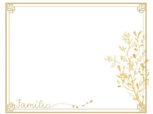 """Americano """"Familia"""" - Coleção Sentimentos Natal"""