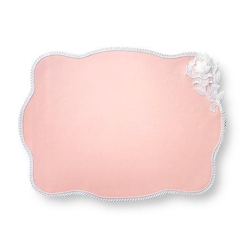 "Lugar Americano Rosa Candy ""Provence"""