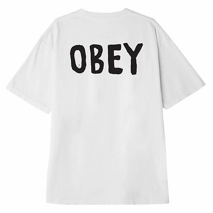 OBEY OG HEAVYWEIGHT T-SHIRT
