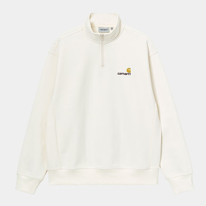 Carhartt American Half Zip Script Sweatshirt