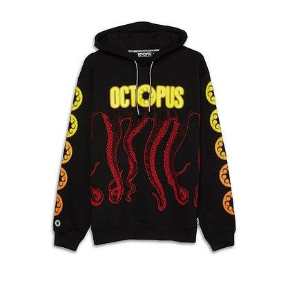 Octopus Blurred Hoodie