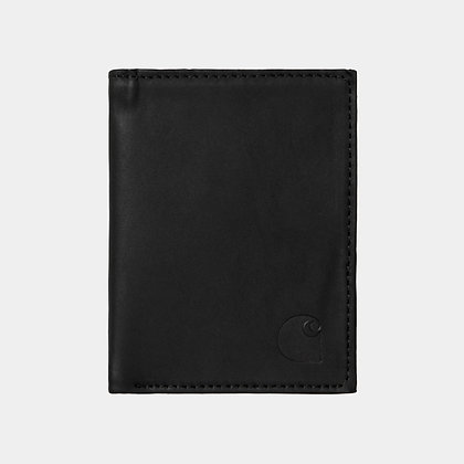 Carhartt Leather Fold Wallet