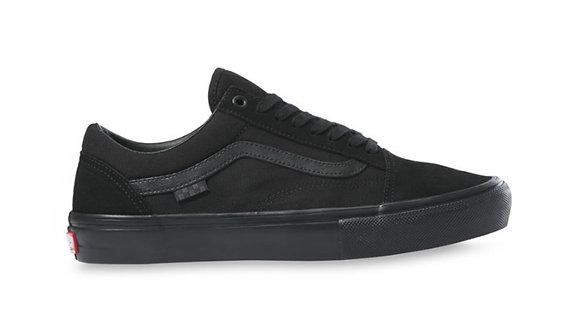 Vans Skate Old Skool Black Black