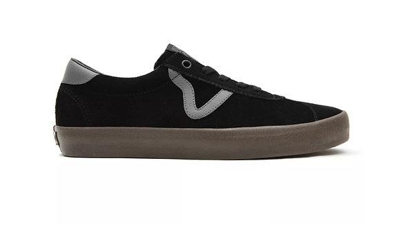 Vans Skate Sport Black Gum