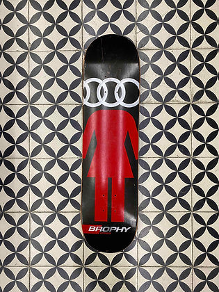 Girl Skateboard Brophy
