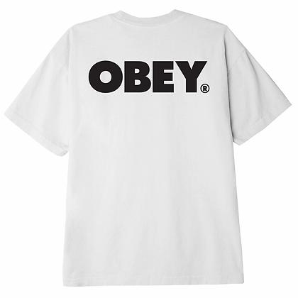 OBEY BOLD HEAVYWEIGHT T-SHIRT
