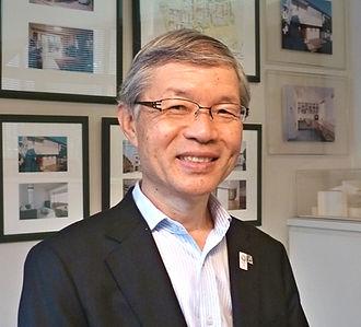 代表取締役社長 影山 晃 一級建築士