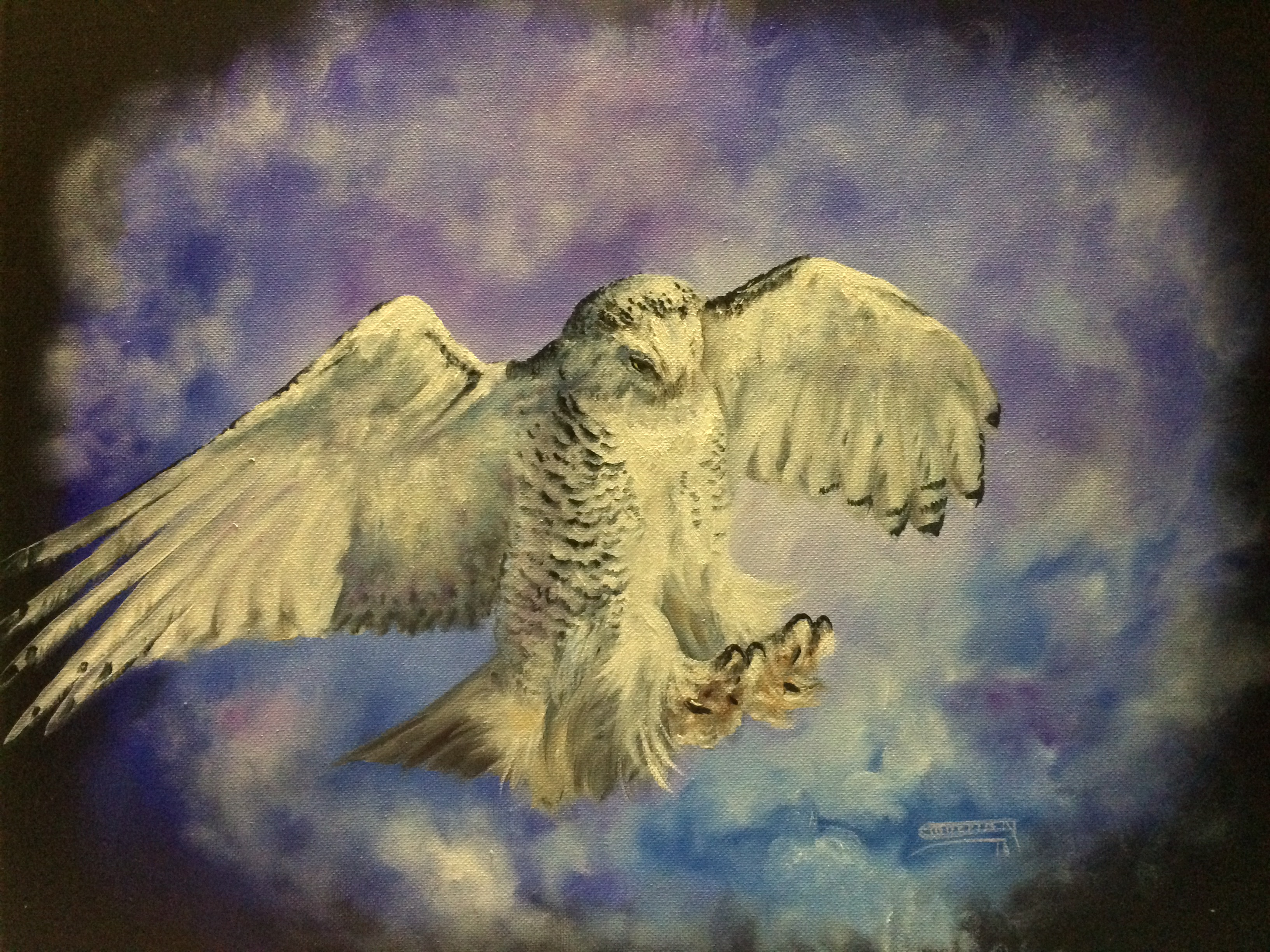 Spirit of the Snowy Owl