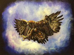 spirit of the Golden Eagle