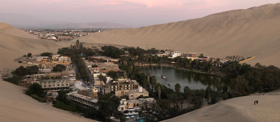 Peru - My First 10 Days (part 2)