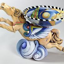 """Alado"" (Winged Horse)"