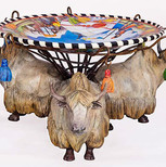 Sacred Yaks