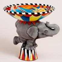 """Trumpeter"" (Baby Elephant)"