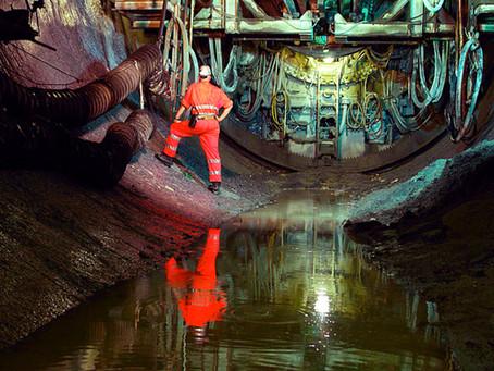 Sin cables y alambres robustos, nada es posible en túneles y minería