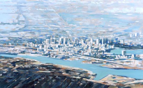 Aerial Oakland