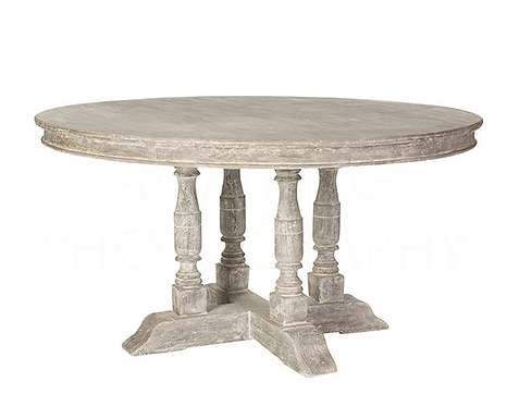 Aidian Grey Dining Table