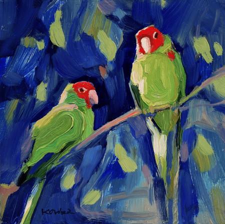 Parrot Pair #3