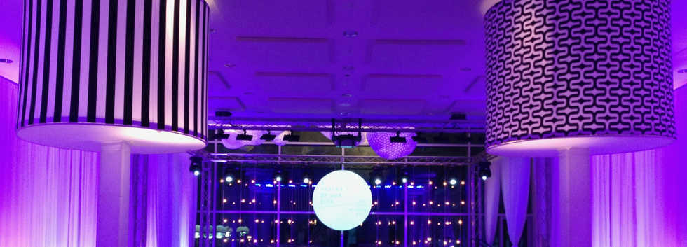 6' Drum Shade Form on Truss Towers.jpg