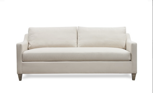 Neutral Tweed Sofa