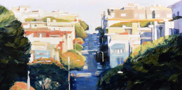 Pacific Avenue, Nob Hill