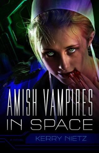 March Book Review:  Amish. Vampires. In Space?