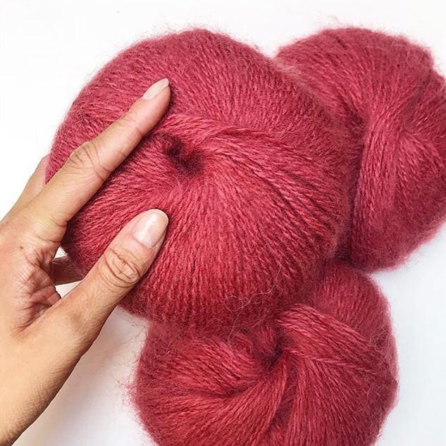 La laine Softine qui va servir pour ma p