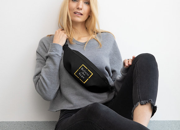 Believe the hypo Fanny Pack/Bum Bag