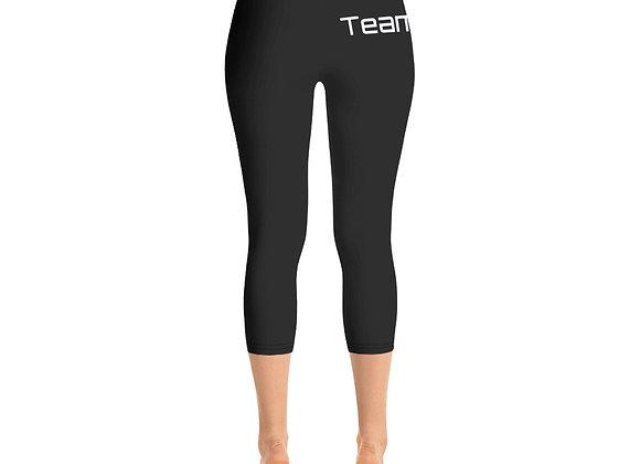 Team T1D Capri Leggings