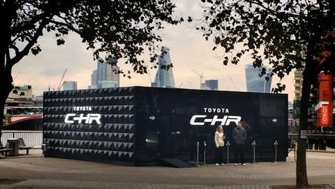 CHR Launch