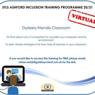 Dyslexia Friendly Classroom