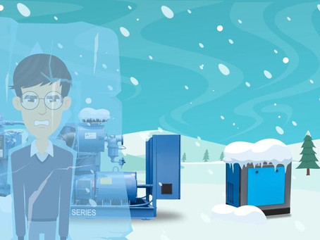 How to Get Your Compressed Air System Ready for Winter?