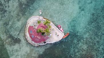 Happy Island, Union Is. SVG